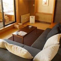 【2013年new!露天風呂付き客室 貴賓室】