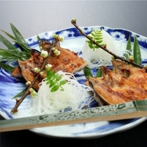 焼物/山女地味噌焼き