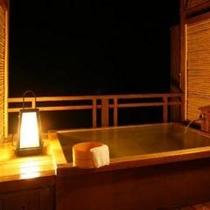桐 風呂 夜