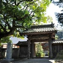 *周辺観光/青禅寺