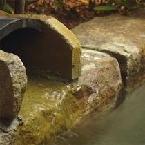 温泉の湯イメージ