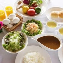 ◆朝カレー付き朝食サービス◆