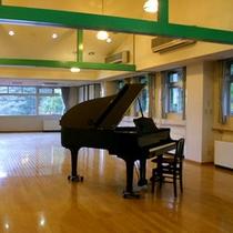 当館の音楽ホール