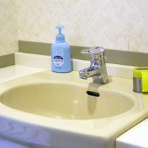 *和室8畳(トイレ有り)/お部屋に洗面台がございますので、ご自由にお使い下さい。