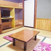 *和室6畳(トイレ無し)/1人旅、カップルでのご利用にオススメです◎