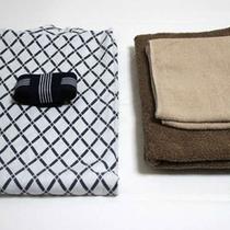 【個室セット】浴衣、バスタオル、フェイスタオル