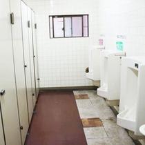 【カプセルフロア共用トイレ】