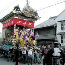 *小鹿野神社例大祭