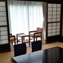 *【和室】明るい光が降り注ぐ和室で、ゆっくりとお寛ぎください。