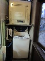 ランドリー、洗濯洗剤無料です。