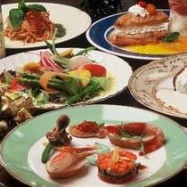 イタリアンコース ディナー