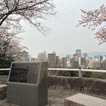 広島市内の風景