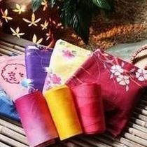 【色浴衣】女性の方には、各種ブランドより取り揃えた色浴衣を無料で貸与!