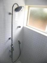 シャワー付きコテージ