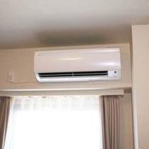 ♪お部屋ごとの個別空調