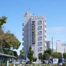 ♪竜ヶ崎プラザホテル本館(徒歩1分)