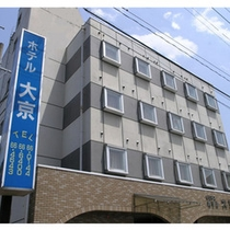 ♪大京ホテル (系列ホテル、徒歩10分)