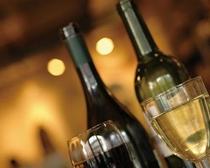 エグゼラウンジで楽しむワイン