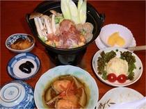 ある日の夕食(鍋)