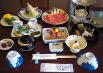 紅葉ぷらんのお料理