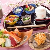 紀州丼(春)