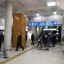 三宮駅からのアクセス3