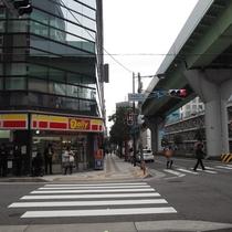 三宮駅からのアクセス12
