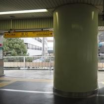 貿易センター駅からのアクセス3