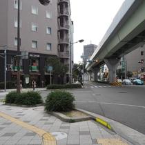 三宮駅からのアクセス13