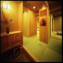 露天風呂付◆貴賓室◆へ