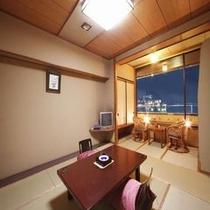 海が見える和室10畳「花秀館」のお部屋