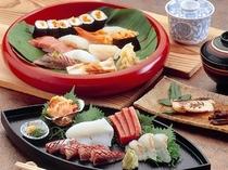 【食事処・レストラン】寿司処「花吹雪」