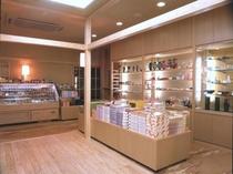 お帰りの際は熱海のお土産を売店で購入できます。