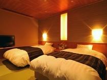 熱海「大観荘」を存分に楽しんだ後はゆっくりおやすみくださいませ。