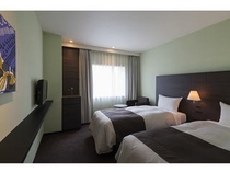 18平米ツインルーム(お部屋の一例です)