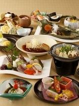 会席料理(5000円コース)