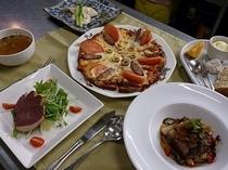 2013夕食