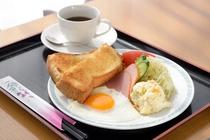 朝食◇洋食