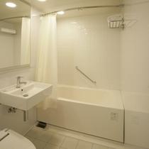 モデレートツイン浴室
