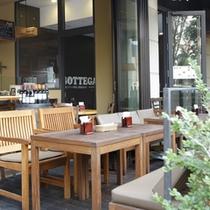 朝食会場は1Fサルヴァトーレ・クオモ