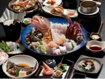7000円会席料理