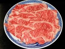 熊野牛しゃぶ大鍋