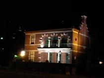 旧英国領事館ライトアップ