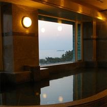 展望風呂(桂浜側)