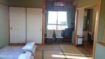 三山館部屋