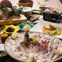 旬の素材を使った和食料理