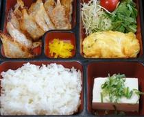 餃子弁当 780円