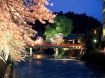 【観光】赤い中橋