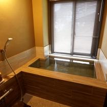 【新館】山側 客室専用風呂