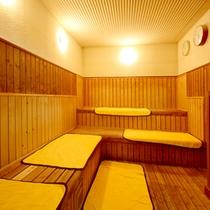 【つぬがの湯】大浴場にはサウナも完備★汗を流してすっきり爽快!